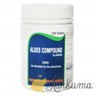 """Алоэз Компаунд"" от Аларсин, 100 таблеток (Aloes Compaund Alarsin)"