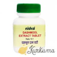 """""""Дашамул экстракт"""" от """"Нидко"""", 30 табл (Dashmool extract Nidco)"""
