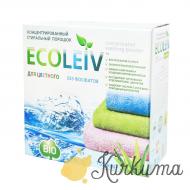 """Экологический стиральный порошок """"Эколью для цветного белья"""" 1.25 кг (ECOLEIV)"""