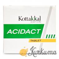 """Ацидакт 100 таб от язвы и изжоги """"Коттаккал"""" (Acidact 100 Kottakal AVS)"""