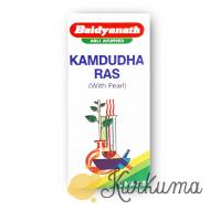 Камдутха рас 25 таб (Kamdudha Ras Baidyanath)
