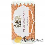 """Аюрведическое мыло """"Алое Вера"""", 100 грамм (Ayurvedic soap Aloe vera)"""
