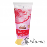Гель для умывания Роза, от Шри Шри Аюрведа (Rose Face Wash Sri Sri Ayurveda) 65м