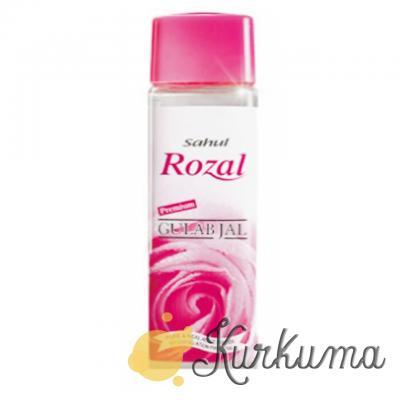 Розовая вода Сахул премиум 120 мл (Rozal Gulab Jal Sahul)