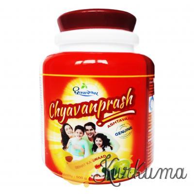 """Чаванпраш """"Аштаварг"""", 500гр (Chyawanprash Ashtavarg Dhootapapeshwar)"""
