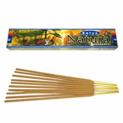 Ароматические палочки SATYA Natural 15г