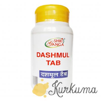 """Дашамула"" 100 таб ""Шри Ганга"" (Dashmool Shri ganga)"