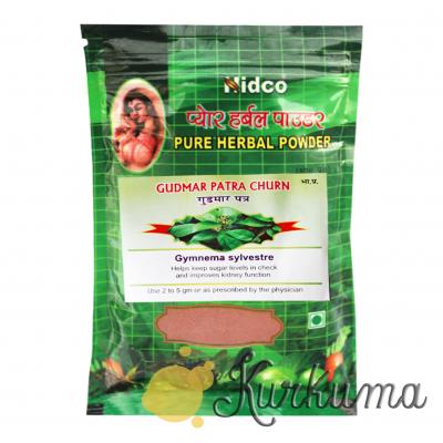 «Гурмар чурна» 50 гр производитель «Нидко» (Gudmar patra churna Nidco)
