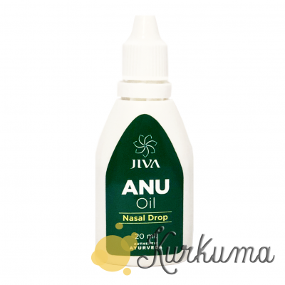 Ану тайлам Anu Oil Drops JIVA - Капли для носа и ушей 20 мл