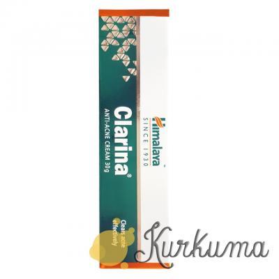 Крем Кларина от угревой сыпи 30 гр (Himalaya Clarina)