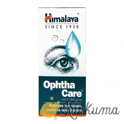 """Глазные капли """"Офтакея"""" 10 мл (Ophthacare Himalaya)"""