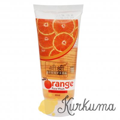 Гель для умывания Апельсин, от Шри Шри Аюрведа