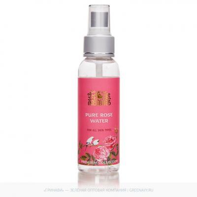 Гидролат Роза (Rose Hydrolate) с насыщенным ароматом, 100 мл
