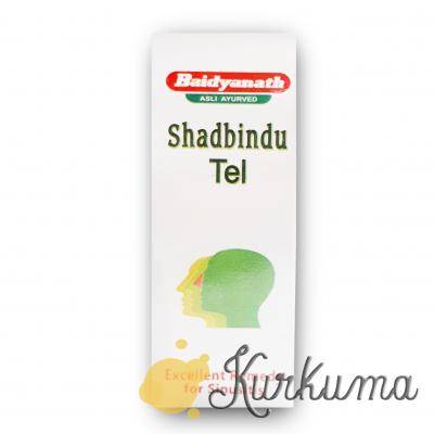 """Шадбинду тайлам 25 мл """"Байдьянатх"""" (Shadbindu tail Baidyanath)"""
