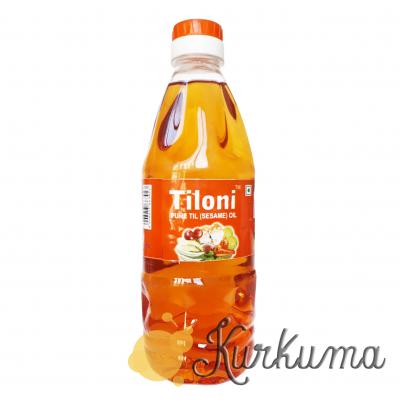 Кунжутное масло 500мл (Tiloni Sesame Oil)